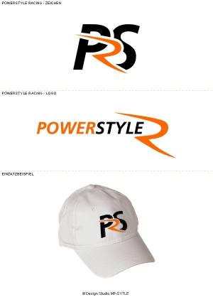 PowerStyle Racing - Logo