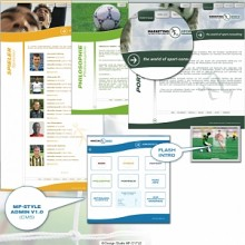 Marketing Sports - Homepage
